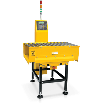Checkweigher de roletes